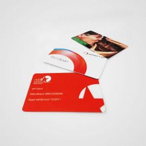 plastikkaartide valmistamine