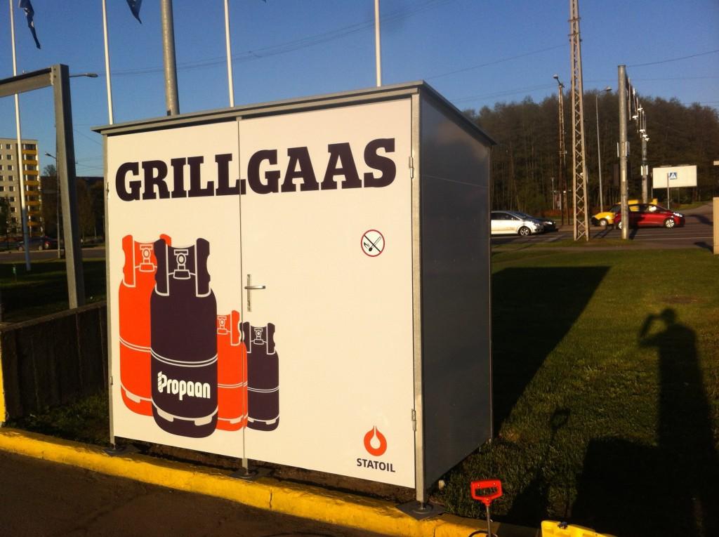 Statoil kleebised