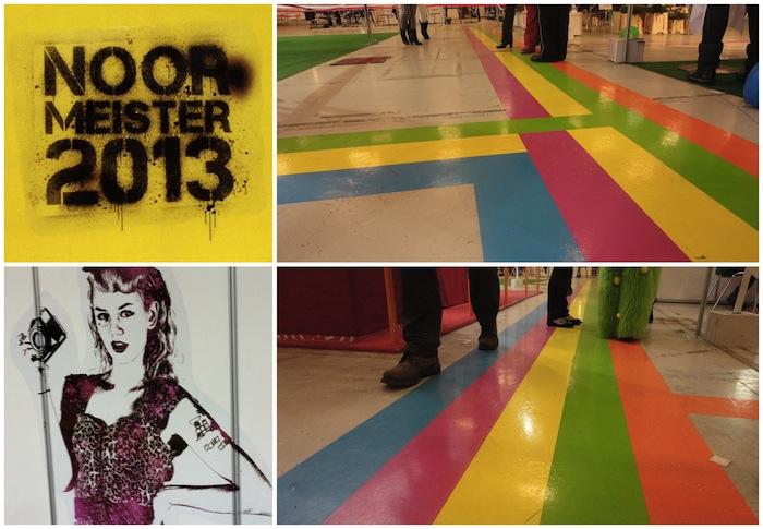 На выставке Noor Meister 2013