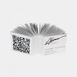 """Rebitavad visiitkaardid projektile """"Avakosmos"""""""