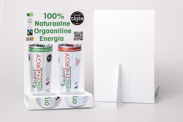 Orgaaniline energia Müügialused
