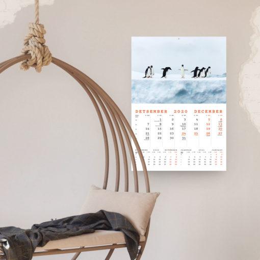 A3 photokalender