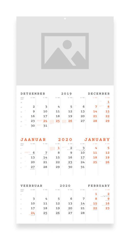 A3 2 kalender 2020 WEB