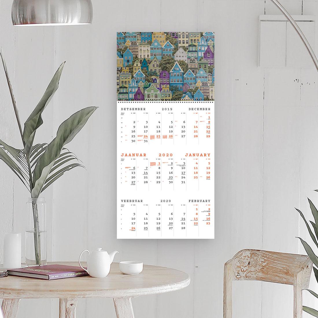 Kalender TRIO