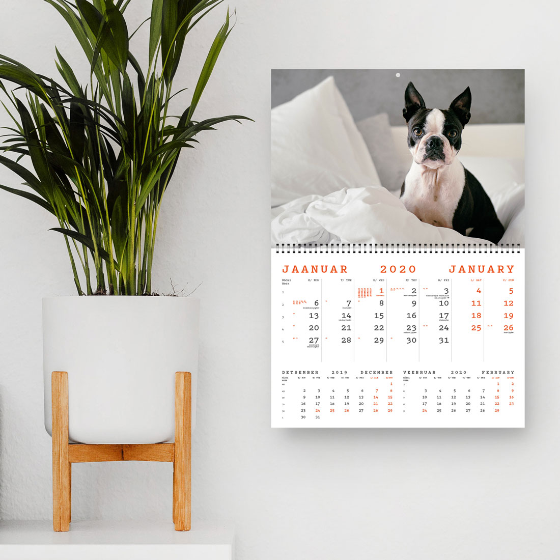 Kalender UNO